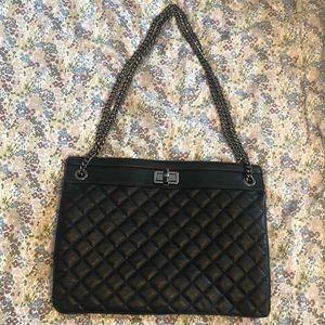 Black Quilted Purse/Handbag 🖤